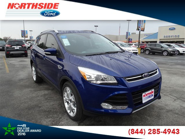 2017 ford escape titanium manual