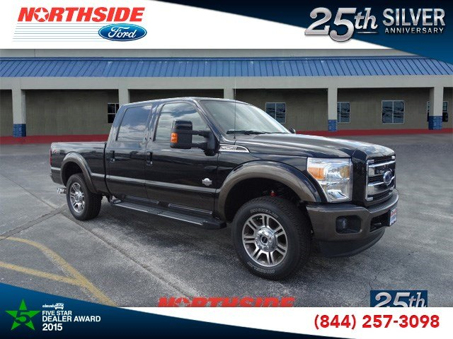 new 2016 ford super duty f 250 srw king ranch crew cab pickup in san antonio b93283 northside. Black Bedroom Furniture Sets. Home Design Ideas